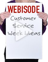 New and creative ideas for your Customer Service Week celebration.