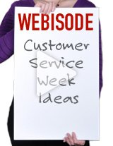 Get Customer Service Week ideas for recognizing your customer service team in this idea-packed 15 minute live video broadcast. Customer Service Week takes place annually during the first week of October.