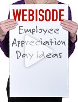 Cindy is going to share some creative ideas for Employee Appreciation Day!