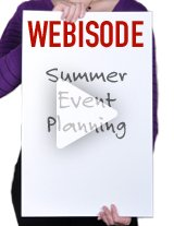 Watch this 15-minute video to get some great ideas for your summer event!