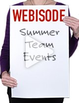 Watch to find out some great ideas for summer team events!