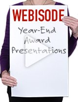 Get some great tips on how to hand out year-end awards and gifts!