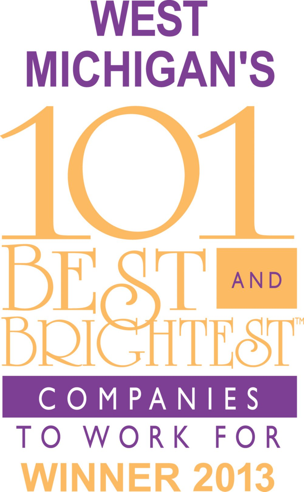 Baudville is one of West Michigan's 101 Best and Brightest