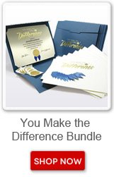 You make the difference bundle. Shop now button