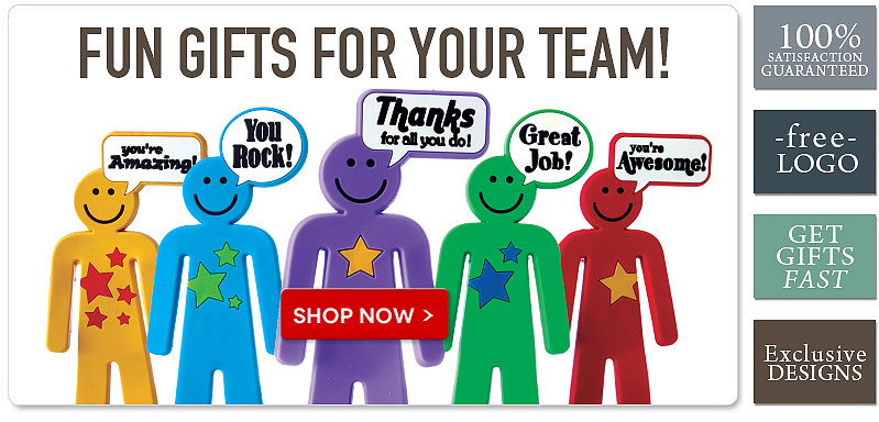 Fun Gifts for Your Team!