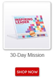 30 day mission. Shop now button