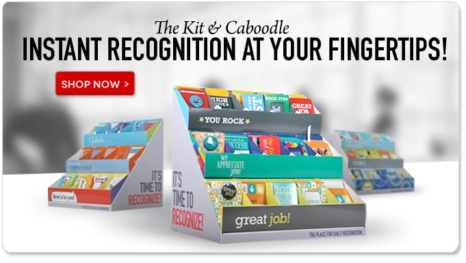 Shop Recognition Kits