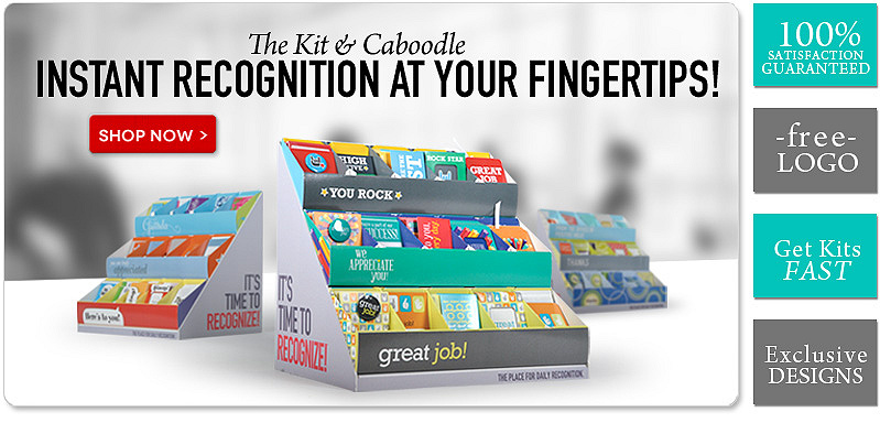 The kit and caboodle, instant recognition at your fingertips!