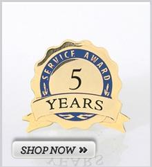 Anniversary Lapel Pins