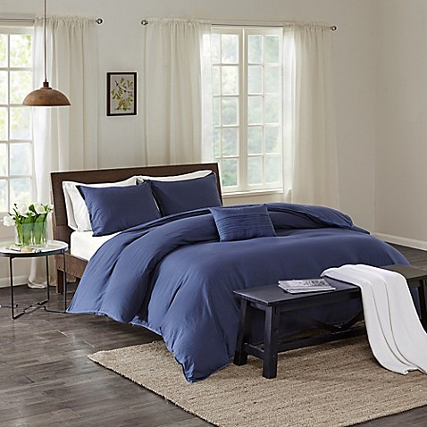 Echo™ Montauk Duvet Cover Set by Bed Bath And Beyond