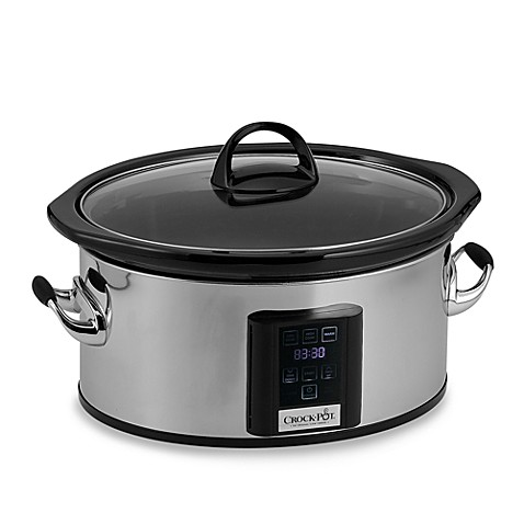 Crock Pot Touchscreen Bed Bath Beyond