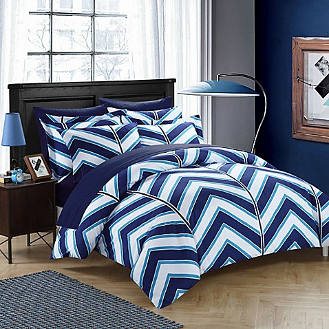Chic Home Aloretta Reversible Comforter Set by Bed Bath And Beyond