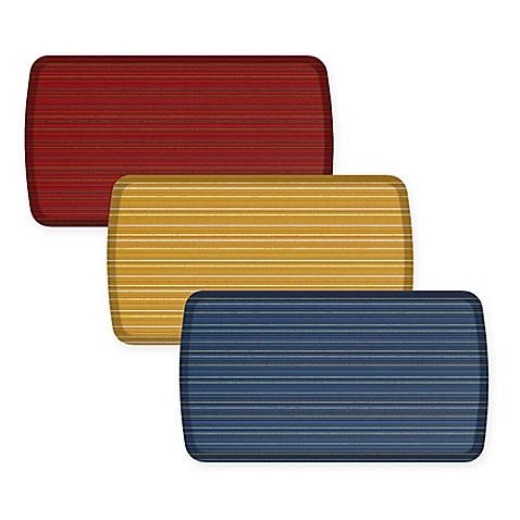 Gelpro Elite Decorator Pinstripe Kitchen Mat Bed Bath Beyond