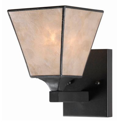 Buy Kenroy Home Capell 1-Light Wall Sconce in Bronze from Bed Bath & Beyond