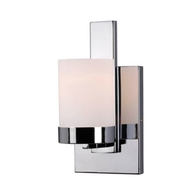 Wall Sconces Bed Bath And Beyond : Buy Kenroy Home Eastlake 1-Light Bath Wall Sconce in Chrome from Bed Bath & Beyond