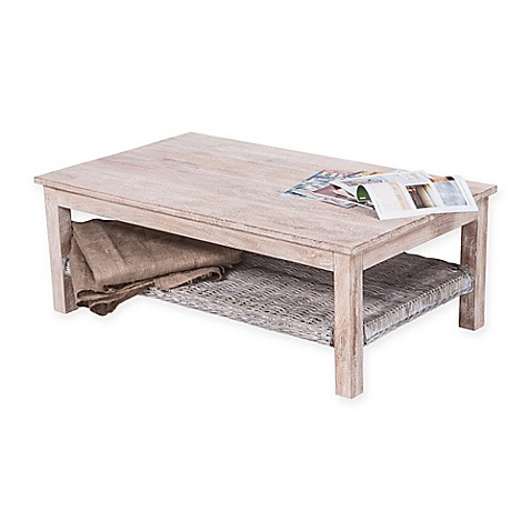 Safavieh Minerva Coffee Table in White at Bed Bath & Beyond in Cypress, TX | Tuggl