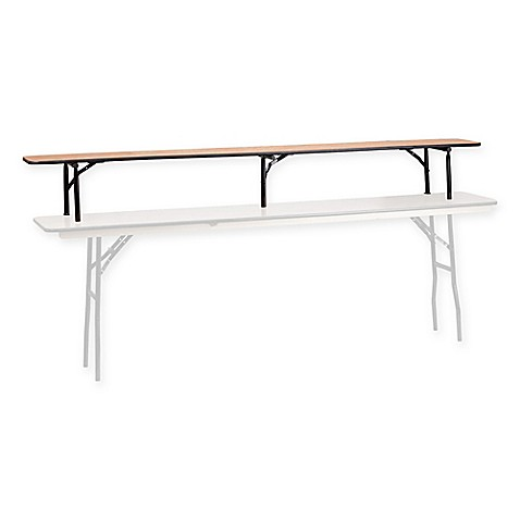 Flash Furniture Bar Top Riser With Black Legs Bed Bath Beyond