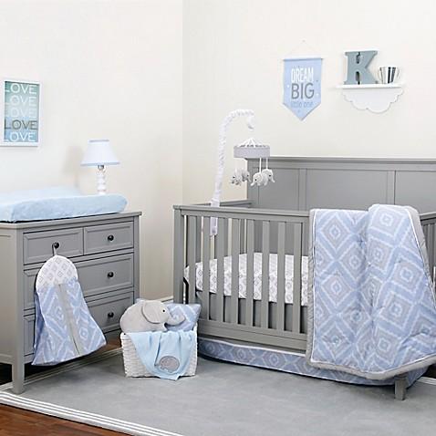Dreamer  Piece Crib Bedding Set