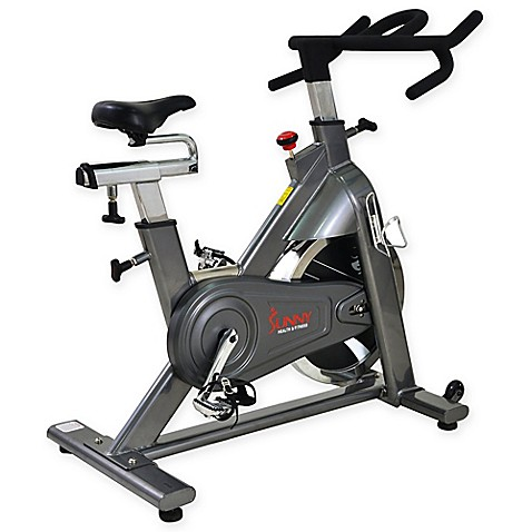 Commercial Indoor Cycling Bike in Grey at Bed Bath & Beyond in Cypress, TX | Tuggl