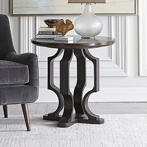 Stanley Furniture Virage Round Lamp Table Bed Bath Amp Beyond