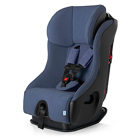 clek fllo convertible car seat in blue ink buybuy baby. Black Bedroom Furniture Sets. Home Design Ideas