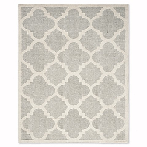 safavieh amherst geo indoor/outdoor rug bed bath & beyond