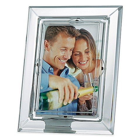 Galway Crystal Occasions 5-Inch x 7-Inch Clear Picture Frame at Bed Bath & Beyond in Cypress, TX | Tuggl