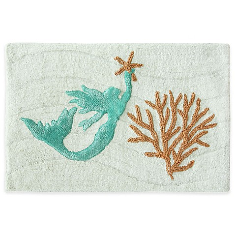 bacova sea splash 20 inch x 30 inch bath rug bed bath beyond