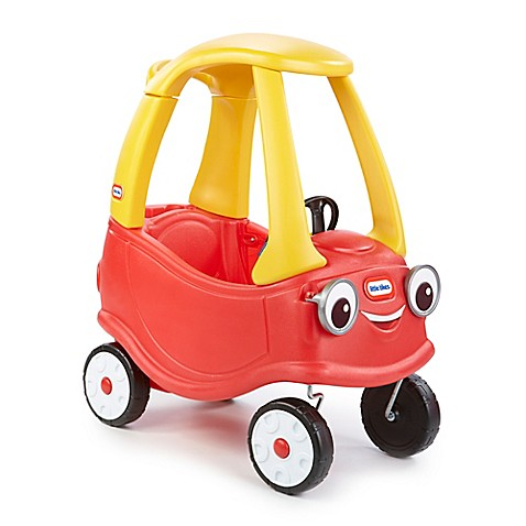 Outdoor play little tikes cozy coupe 30th anniversary for Little tikes 2 in 1 buildin to learn motor workshop