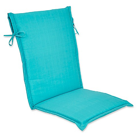 Outdoor Forsyth Sling Back Chair Cushion Bed Bath Amp Beyond