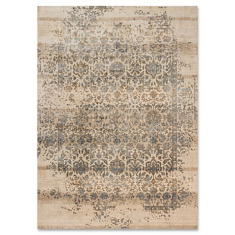 Magnolia Home By Joanna Gaines Kivi Rug in Ivory/Quarry at Bed Bath & Beyond in Cypress, TX | Tuggl