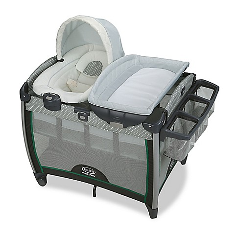 Graco Pack N Play Quick Connect Portable Bouncer With