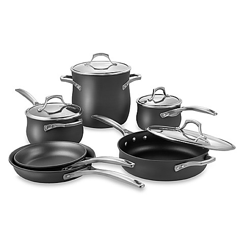 Calphalon Cookware Sets At Bed Bath And Beyond