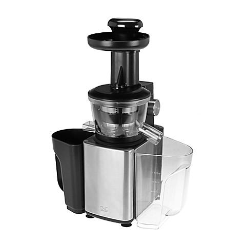 Buy Kalorik Stainless Steel Slow Juice Extractor from Bed ...