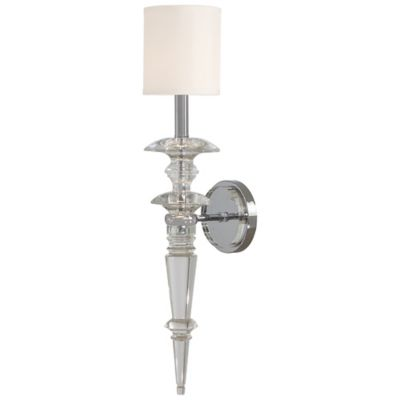 Wall Lamps Bed Bath Beyond : Metropolitan Kingswell 1-Light Wall Sconce in Chrome - Bed Bath & Beyond