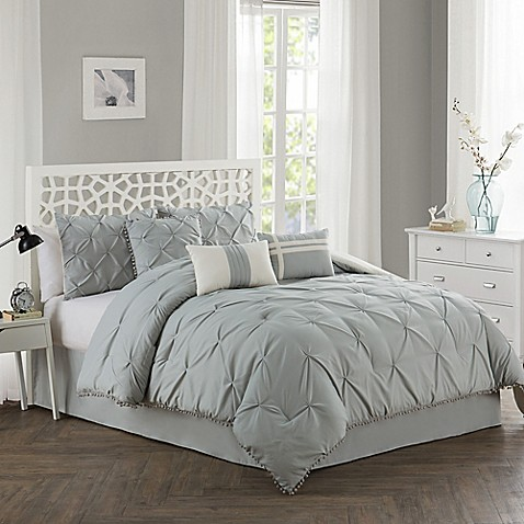 Pom Pom Comforter Set Bed Bath Beyond