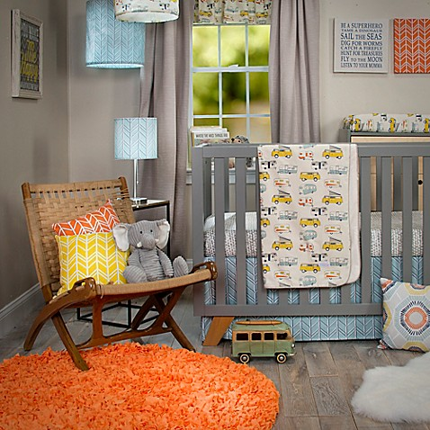 Glenna Jean Happy Camper Crib Bedding Collection Bed