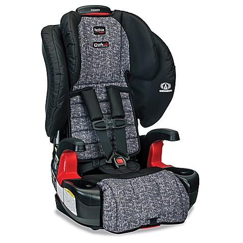 britax pioneer g1 1 xe series harness 2 booster seat with mat and shades in static buybuy baby. Black Bedroom Furniture Sets. Home Design Ideas
