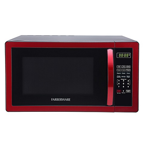 buy faberware 174 classic 1 1 cubic foot microwave oven in