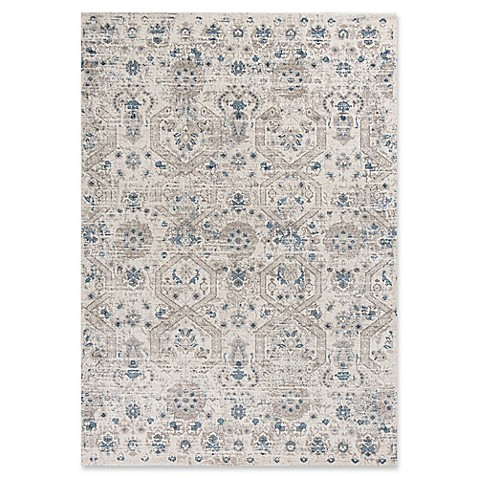 KAS Seville 2 Foot 2 Inch X 7 Foot 6 Inch Area Rug In Ivory Bed Bath