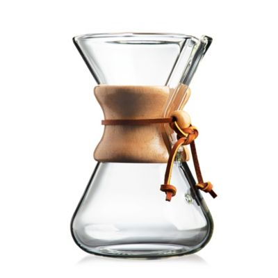 Single Coffee Maker Bed Bath And Beyond : Buy Chemex Handblown 5-Cup Coffee maker from Bed Bath & Beyond