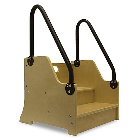 Gt Stools Gt Little Partners Wood Reach Up Step Stool In