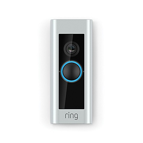 Ring Pro Doorbell At Bed Bath And Beyond
