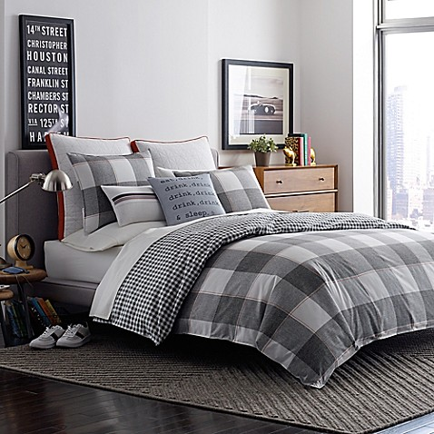 Original Penguin Flynn Comforter Set by Bed Bath And Beyond