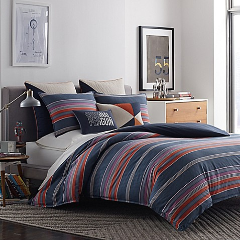 Original Penguin® Owen Comforter Set by Bed Bath And Beyond
