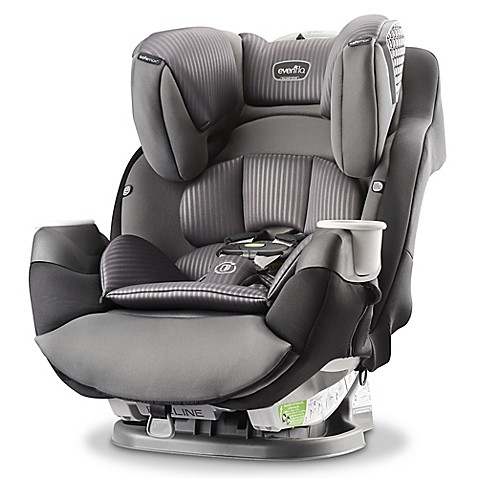 evenflo safemax all in one car seat with sensorsafe technology in grey from buy buy baby. Black Bedroom Furniture Sets. Home Design Ideas