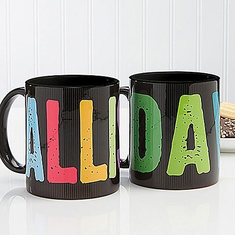 All Mine 11 oz. Coffee Mug in Black at Bed Bath & Beyond in Cypress, TX | Tuggl