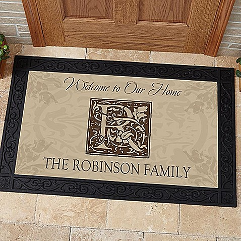 Floral Door Mat at Bed Bath & Beyond in Cypress, TX   Tuggl