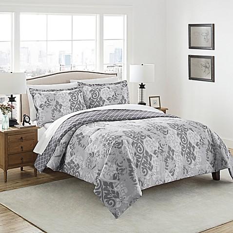 Marble Hill Cheyanne Comforter Set Bed Bath Amp Beyond