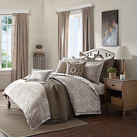 Madison Park Signature Sophia Comforter Set Bed Bath